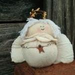 Primitive Angel Christmas Decoratio..
